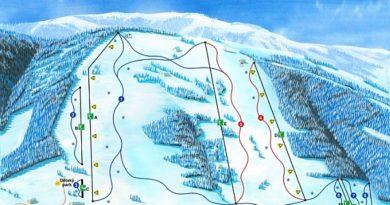 Ski areál Kyčerka