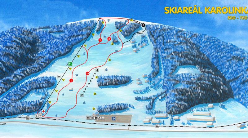 Ski areál Karolinka