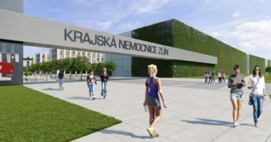 nová zlínská nemocnice