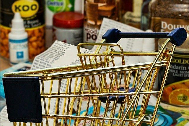 Nakupování seniorů