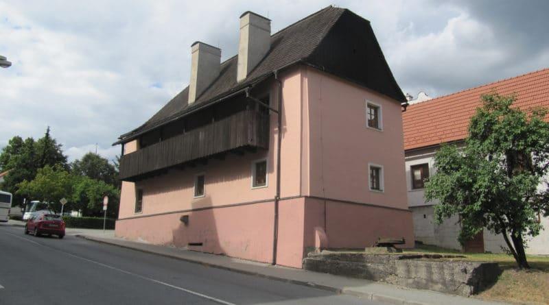 Valašské Klobouky - Červený dům
