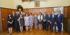 Představitelé Zlínského kraje poděkovali dobrovolníkům, kteří pracují s mládeží