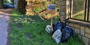 Klobucké přírodě se odlehčilo o více než 120 kilo odpadu